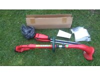 Eco electric strimmer and hedge cutter tool
