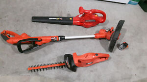 set of power tools