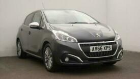 image for 2016 Peugeot 208 1.2 PureTech 82 Allure 5dr Hatchback petrol Manual