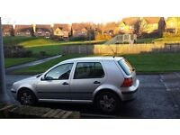 Golf 2003 1.6 FSH 2 Previous Owners