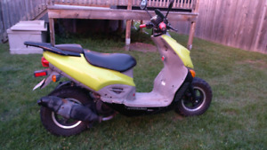 2009 Scooter Moped  HYOSUNG SF50 49cc