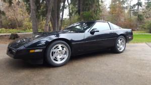 1990 corvette