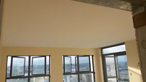 SMOOTHOUT  THAT TEXTURE (POPCORN) CEILING,  (ASBESTOS INCLUDED) Downtown-West End Greater Vancouver Area image 2