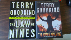 Terry Goodkind  The Law of Nines The Omen Machine