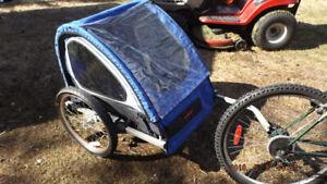 Remorque de vélo Schwinn deux places-Shwinn Two-Seat Bike Trail