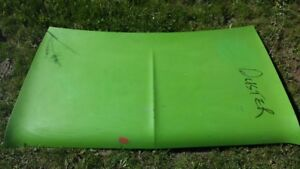 Plymouth Duster Dodge Dart Trunk Lid A Body