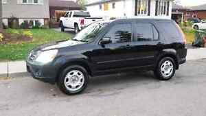 2005 Honda CR-V SUV, No Rust Excellent Condition!