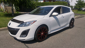 Mazda 3 GT Groupe Tech 2010