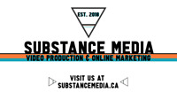 Video Production & Online Marketing | Substance Media