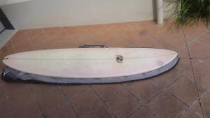 Mini Mal Surfboard 7ft 4 Buderim Maroochydore Area Preview