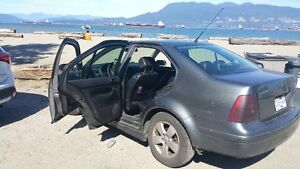 2003 Volkswagen Jetta Sedan Downtown-West End Greater Vancouver Area image 1