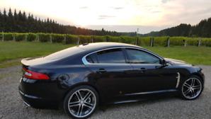 Jaguar XFR Premium Luxury model (Supercharged) 2009