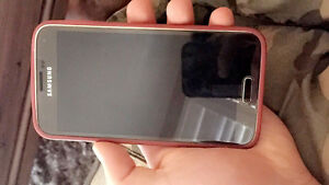 Excellent Condition Gold Samsung Galaxy S5