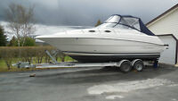 2001 Monterey 262    Reduced Deal on this boat as fell through
