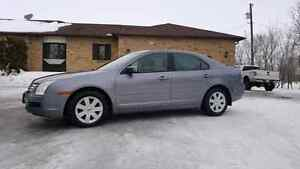 2007 Ford Fusion SE Low Kms Clean title
