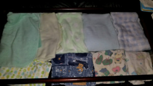 Baby Blankets  50cents each
