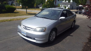 Last chance for 2002 Civic Si volez parts