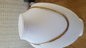 REDUCED - NEW 10KT 20 INCH GOLD CHAIN