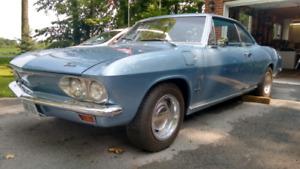 1965 Corvair Monza