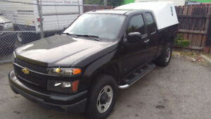 2009 Chev Colorado 4x4 Pick up Truck
