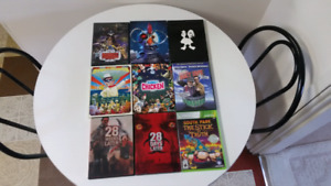 Game/dvds