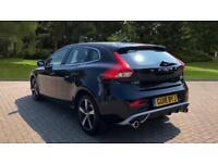 2018 Volvo V40 D2 R-Design Nav Plus W. Heated Manual Diesel Hatchback