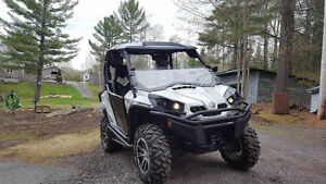 CanAm Commander 1000 2013 FULL EQUIP MUST SEE