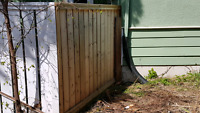 Need a fence built