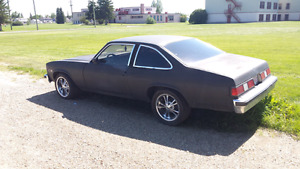 Muscle car project