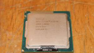SELLING INTEL IVY BRIDGE i5 3570k 6M Cache, up to 3.80 GHz
