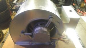 ECM 1/2hp furnace blower motor, control board and assembly