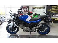 2014 SUZUKI GLADIUS 650 SFV 650 L4 645cc Nationwide Delivery Available