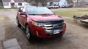 2012 Ford Edge Limited SUV. SAFETIED!
