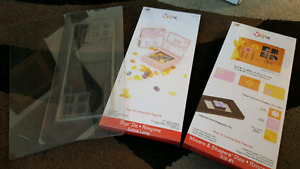 Sizzix Big Shot XL Movers and Shapers plus XL Cutting Pads