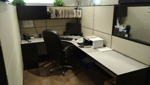 25 Cubicles in Great Condition! See Pictures!