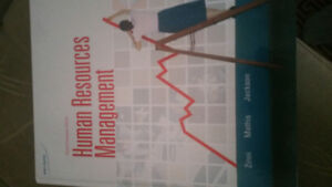 Book for sale: Human Resources Managment by Zinni, Mathis