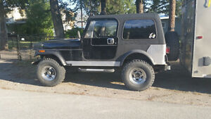 looking for jeep cj dana 30 with 4:10s or dana 44