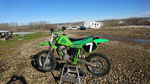 1996 KX 60 Forsale