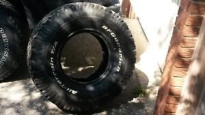 Single BFGoodrich All-Terrain T/A Light Truck Tire - NEW