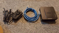 NEGO New Cisco SPA122 VoIP SIP Phone Adapter Router ATA