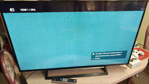 "48"" Full HD LED TV for sale - $400"