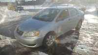 2007 Toyota Corolla AUTOMATIC 160,000km CERTIFIED! Kitchener / Waterloo Kitchener Area Preview
