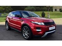 2013 Land Rover Range Rover Evoque 2.2 SD4 Dynamic 3dr (Lux Pack) Manual Diesel