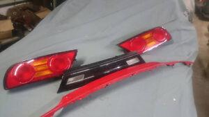 JDM Nissan 180SX Kouki Type X Tail Lights  **S13**RARE**240SX**