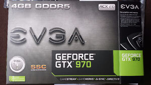 EVGA GTX 970 Super-SuperClocked w/ ACX 2.0 Cooling