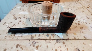 Peronelli estate briar tobacco smoking pipe