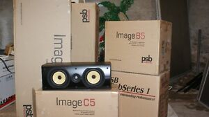 PSB home theatre system