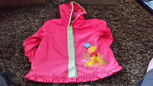 Toddler Winnie the Pooh Spring Jacket - Size 3T