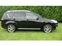 Citroen C-Crosser 2.2HDi ( 156bhp ) Exclusive - LEATHER - SAT NAV - REVERSE CAM