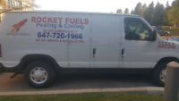Rocket Fuels Oil Furnace Service, Repair &TSSA Inspections